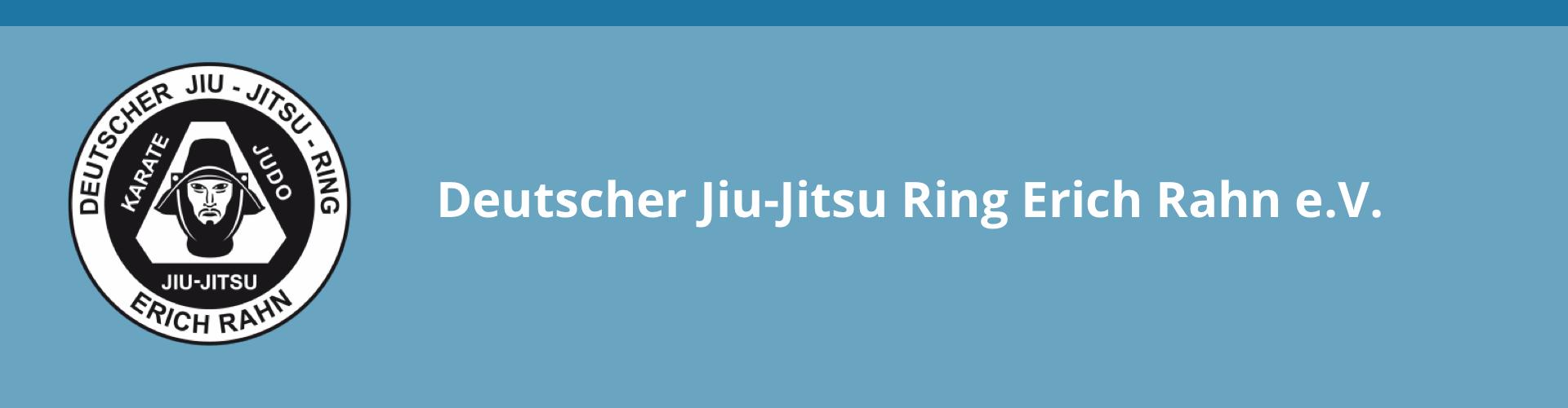 DJJR Deutscher Jiu Jitsu Ring Erich Rahn e.V. – Verband für asiatische Kampfkunst